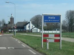 Halle route